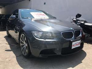 Bmw M3 2p Coupe 6vel