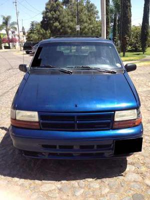 Caravan Aut 7 Pasajeros Muy Buen Trato Placas Jalisco