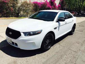 Ford Police Interceptor  Como Nuevo  Km Reestrene