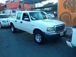 Ford Ranger Pickup Xl L4 Crew Cab 5vel A/a