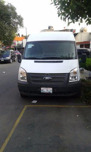 Ford Transit Van Larga Diesel