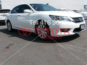 Honda Accord Exl  Blanco