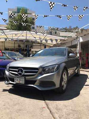 Mercedes Benz Clase C 4p C 180 L4 1.6 T Aut