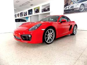Porsche Cayman S Pdk  Credito Disponible
