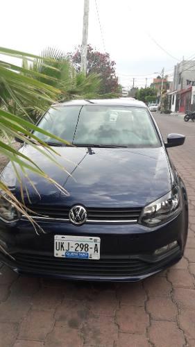 Volkswagen Polo 5p L4 1.6 Man