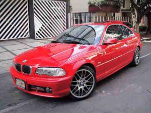 Bmw 330ci Coupe Muy Bien Cuidado Factura Agencia Todo Pagado