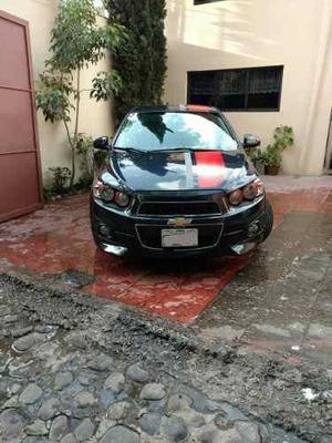 Chevrolet Sonic 4p Zmx L4 1.6 Aut
