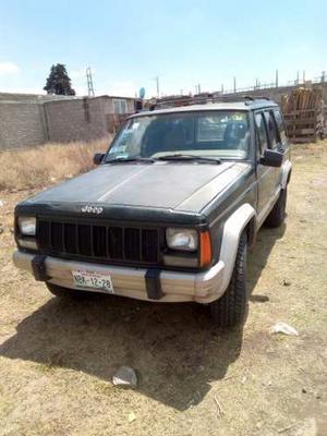 Jeep, G. Cheroke-laredo, L.2w, 6cil, Mod. 95