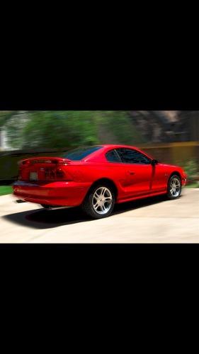 Mustang  Siempre Guardado