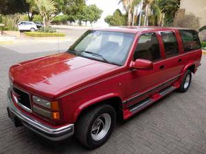 Chevrolet Suburban Sle  Suburban Unico Duño Suburban