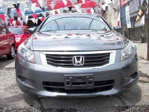 Honda Accord 10% De Enganche