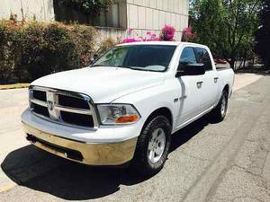Pick Up Dodge Ram  Slt x4 Doble Cabina Seminueva