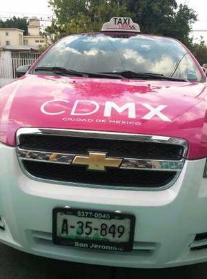 Taxi Aveo