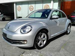 Volkswagen Beetle Sportline Std  Plata Reflex
