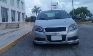 Chevrolet Aveo  Ptas. 1.6 Pqt. J En Cancún