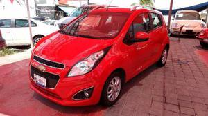 Chevrolet Spark  Rojo Ltz Motor 1.2l. 4 Cil. 4 Ptas.