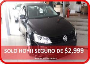 Autos Usados Volkswagen Jetta Estandar 2.0l