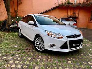 Impecable Ford Focus Sel Unico Dueño Fac Original