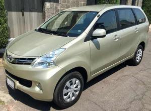 Toyota Avanza 5p Premium L4 1.5 Aut