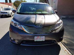 Toyota Sienna Xle Limited , Quemacocos, Piel, Dvd