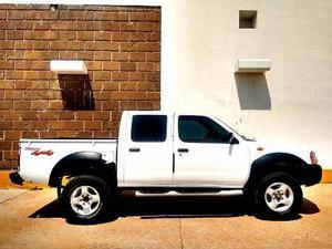 Camionetas Usadas Baratas Pick Up Nissan 4x4 Np300 Frontier
