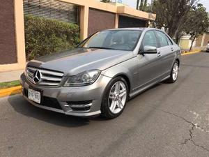 Mercedes Benz Clase C 4p C 250 Cgi Sport Aut