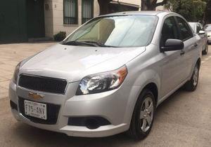 Impecable Chevrolet Aveo Ls Como Nuevo, Reestrene