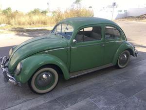 Volkswagen Sedan Oval Window