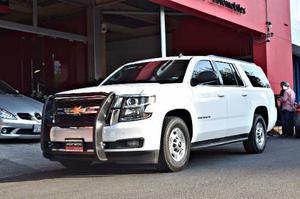 Chevrolet Suburban Lt Blindada Nivel 5