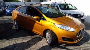 Ford Fiesta 4pts Titanium Ta Climatronic Ra 16