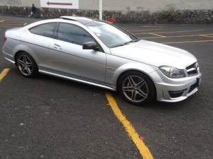 Mercedes Benz C63 Amg Coupe  (impecable)