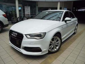 Audi A3 Sedan S-line