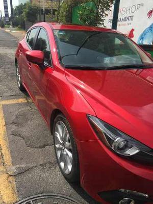 Mazda 3 Gt Hatchback, 188 Caballos, 2.5l  Rojo