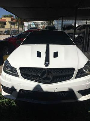 Mercedes Benz C63 Coupe 507 Edition