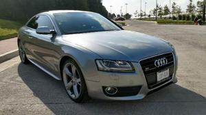Audi A5 2p Luxury 2.0l Turbo S Tronic Quattro