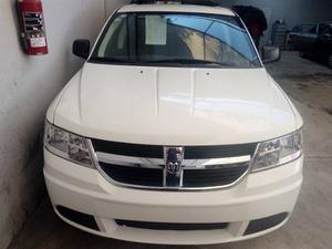 Dodge Journey  Blanca, Automática, 5 Puertas