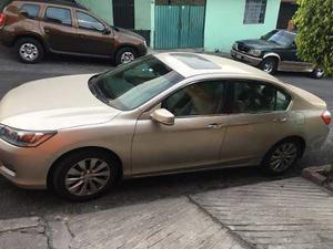 Honda Accord  Exl , Quemacocos, Piel