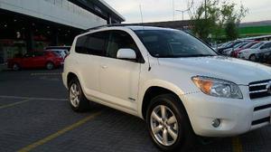 Toyota Rav4 5p Vagoneta Limited Aut Piel