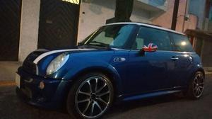 Mini Mini Cooper 2p S Chili 6vel A/a Tela/piel Q/c