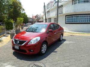 Nissan Versa Exclusive  Automático Oportunidad