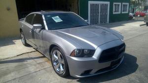 Dodge Charger 4p Aut Rt A/a Ee B/a Abs Gamuza/piel Q/c V8 20
