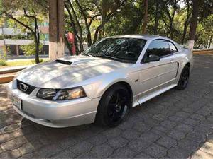 Ford Mustang 2p Gt Equipado Aut Piel