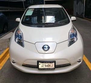 Auto 100% Electrico!!! Nissan Leaf