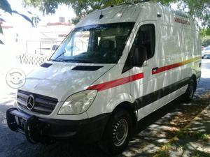 Ambulancia Mercedes Benz Sprinter