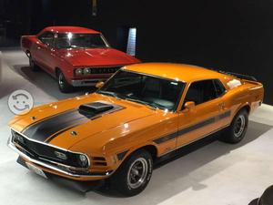 IMPONENTE Mustang Mach