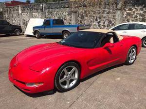 Chevrolet Corvette D 2p Convertible 6vel 50 Años