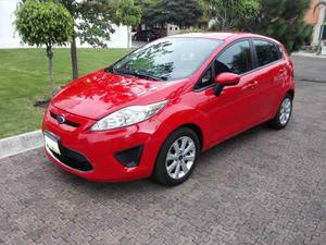 Ford Fiesta Se Hb Año  Impecable A/c Electrico Aut.