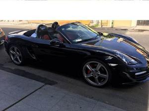 Porsche Boxster S Pdk  Negro