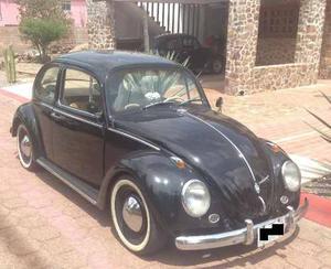 Volkswagen Sedan Vocho Modelo  De Colección