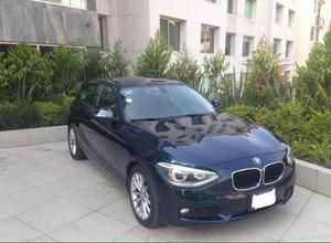 Bmw 118i Azul  Impecable